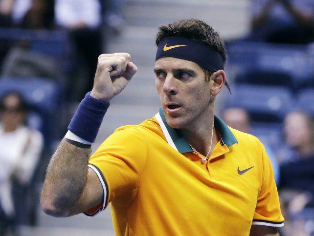 Del Potro venció a Nadal, que se fue lesionado, y jugará la final del US Open