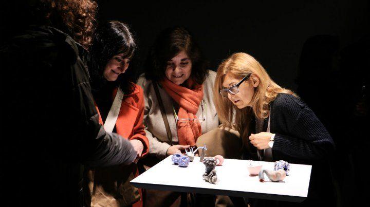 Mapa. Rosario es un lugar reconocido en arte contemporáneo en el país.
