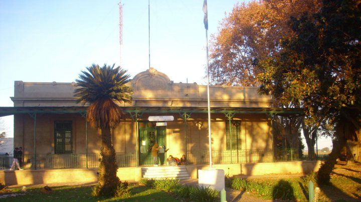 La Escuela de la Familia Agrícola de Totoras funciona en un predio que pertenece a productores de soja.