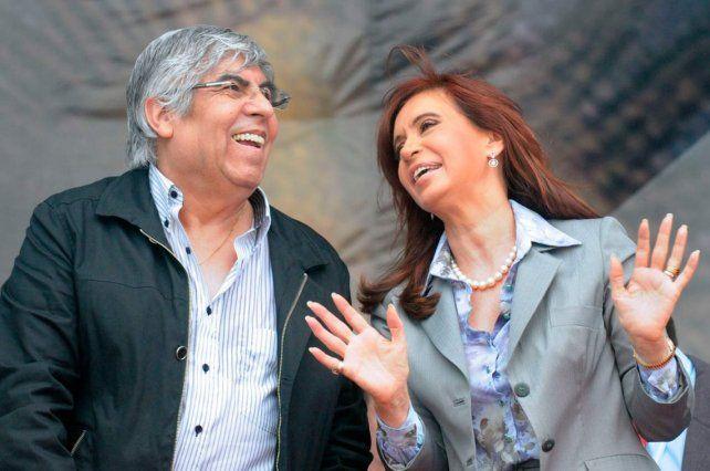 Moyano: Si no hay otro candidato a presidente, tendrá que ser Cristina