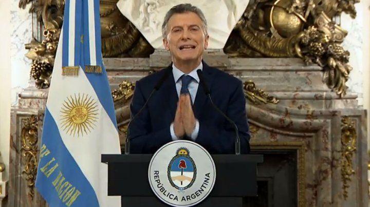 Macri anunció esta semana la profundización del ajuste