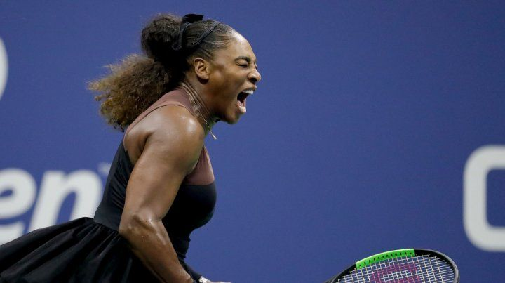 El ataque de furia le costará 17.000 dólares a Serena Williams