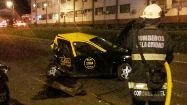Un futbolista ocasionó en Buenos Aires un terrible choque con dos muertos