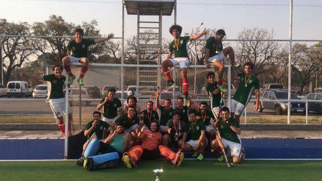 Jockey se consagró campeón en la Liga Regional B de hockey