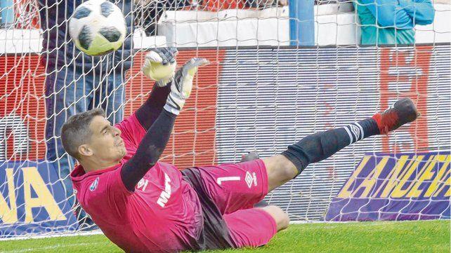 Alan Aguerre: Puedo dar mucho y este es un  buen comienzo