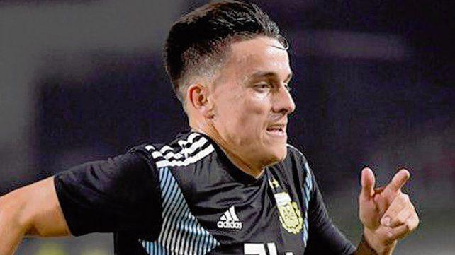 Ex Central. Cervi será titular mañana contra Colombia en el estadio Met Life.