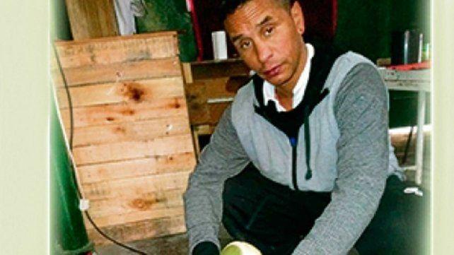 Andrés Vieira. La víctima tenía 35 años.