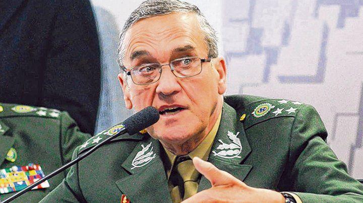 actor politico. El general Eduardo Villas Boas dijo que un fallo de la  ONU favorable a Lula sería una afrenta a la Constitución y la ley  brasileñas.