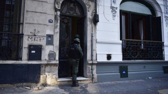 Abril. Una de las causas investigadas generó allanamientos en Rosario.