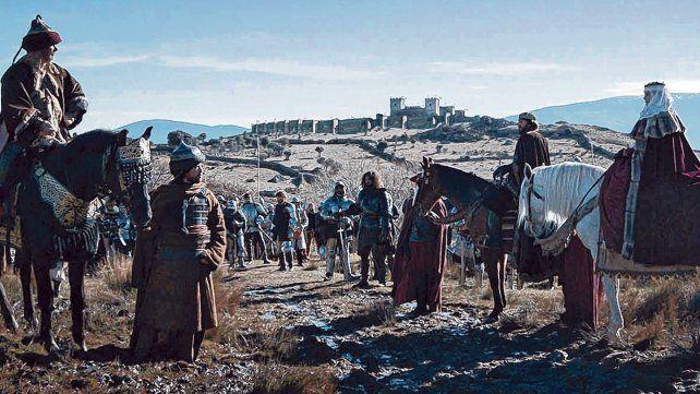Imagen de época. El director Israel de Santo dijo que aunque la historia se cuenta desde el lado español