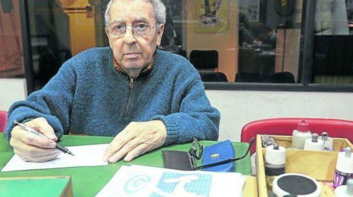 El humor gráfico de luto: murió el artista plástico Carlos Garaycochea