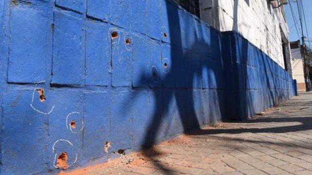 El ataque se produjo el pasado martes en Mitre y La Paz.