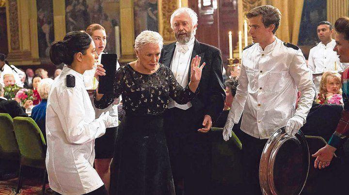 Un día de furia. Glenn Close regresa al cine con un personaje femenino  de fuerte presencia detrás de su apariencia de sacrificio y sumisión.