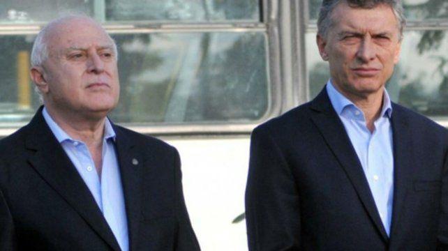 Detonante. El ajuste propuesto por la Nación profundizó las diferencias entre Lifschitz y Macri.