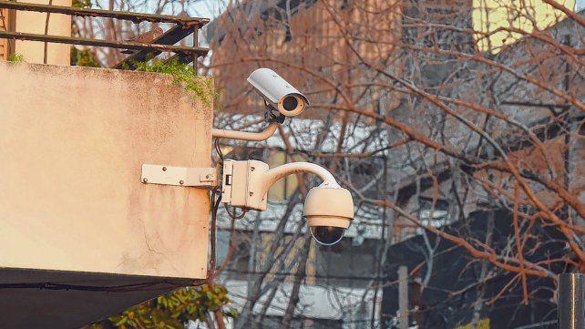 observados. En Rosario hay instaladas 1.200 cámaras de seguridad públicas