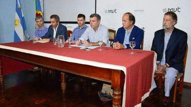 Acuerdo. El municipio dijo que la inversión dará muchos puestos laborales.