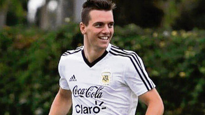 Ex Central. Giovani Lo Celso