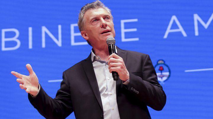 Macri: Sin Cambiemos en el Gobierno  la tormenta hubiera generado una crisis como la de 2001