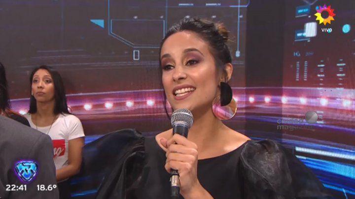 El tremendo audio de Lourdes Sánchez que después se disculpó con LauritaFernández