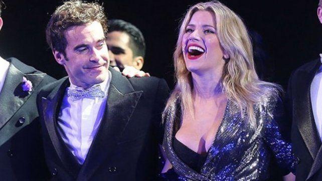 Laurita Fernández está saliendo con Nicolás Cabré