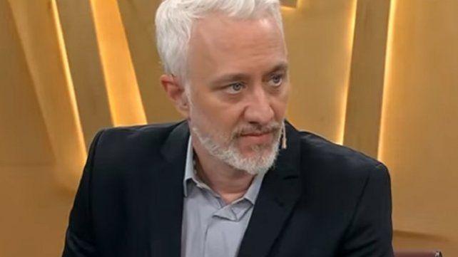 Andy Kusnetzoff intentó justificar los dichos de Dady Brieva