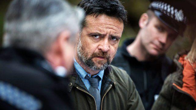 Crítica de la serie de Netflix Hinterland: Nadie ríe