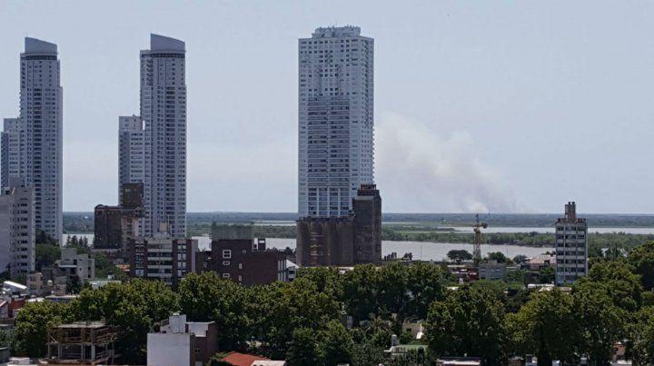 Los incendios en las islas entrerrianas fueron analizados en una reunión ayer en Buenos Aires.