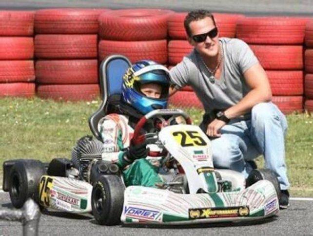 El apellido Schumacher vuelve a sonar muy fuerte en la Fórmula 1