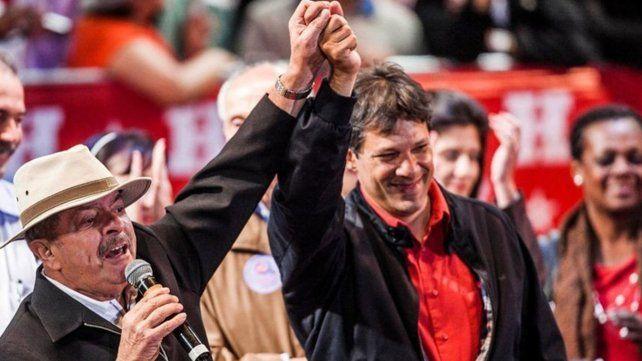 El sustituto de Lula sube en las encuestas y ya está segundo