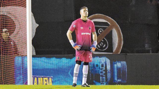 Complicado. Ibáñez no pudo entrenar con normalidad y está en duda.