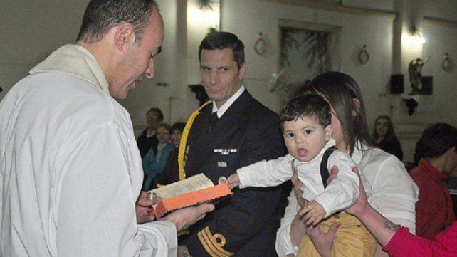 Fueron bautizados dos nuevos ahijados del presidente Macri