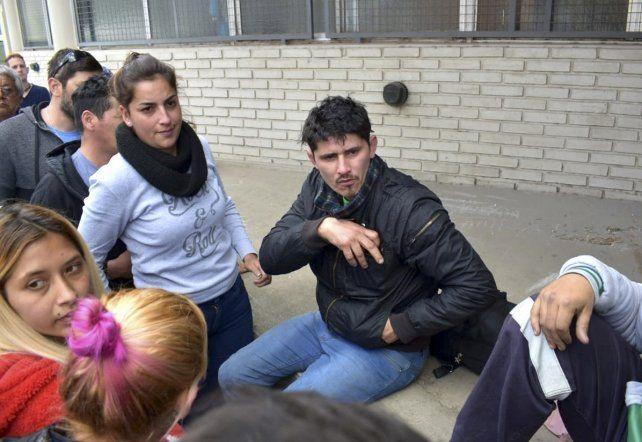 Daniel Oyarzún fue absuelto por un jurado popular