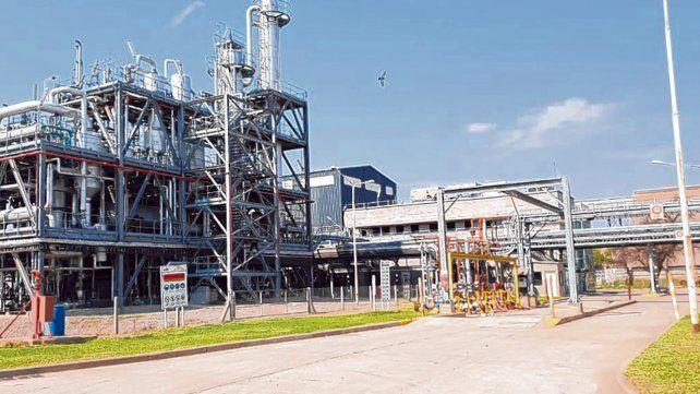 Ociosas. Las grandes fábricas de biodiesel están paradas por las trabas en mercados de exportación.