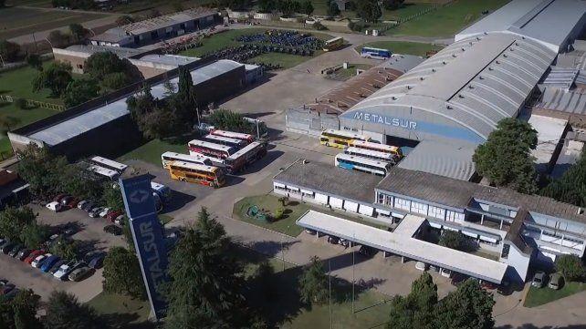 Metalsur suspendió 400 empleados para no despedir personal