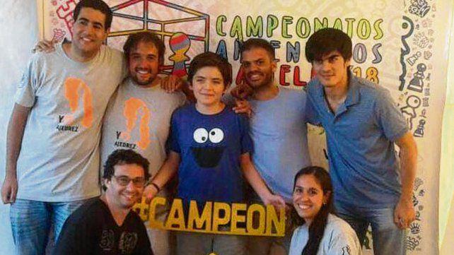 Trofeo. Juan Martín