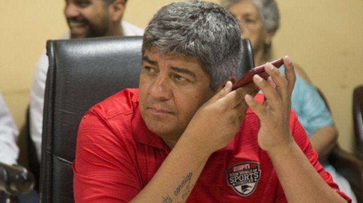 Moyano dijo que no le consta que Cristina haya robado.