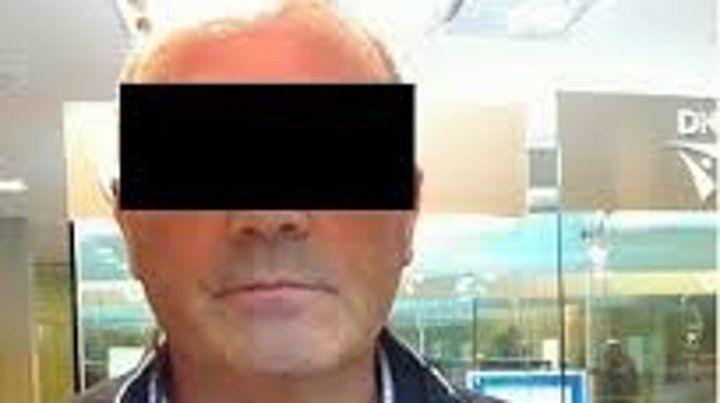 El detenido Fernando Martins Frutuoso.