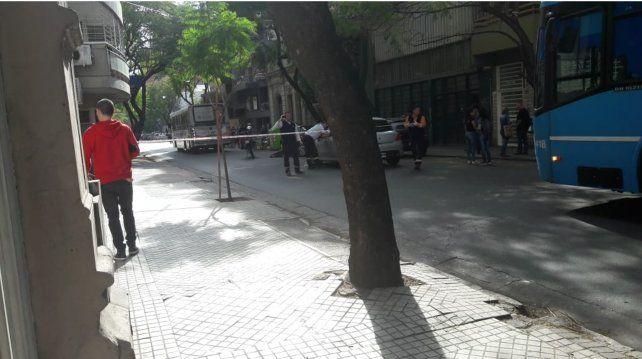 Una joven ciclista falleció al ser atropellada por un colectivo en pleno centro