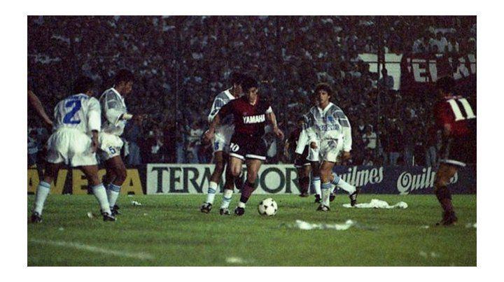 El debut. Diego