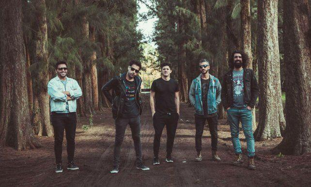 Chicos Vaca. La banda local presenta su nuevo disco hoy en Complejo Atlas.