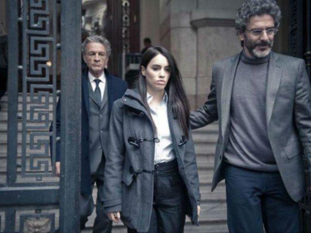 Lali Espósito y Leonardo Sbaraglia protagonizan el drama dirigido por Gonzalo Tobal.