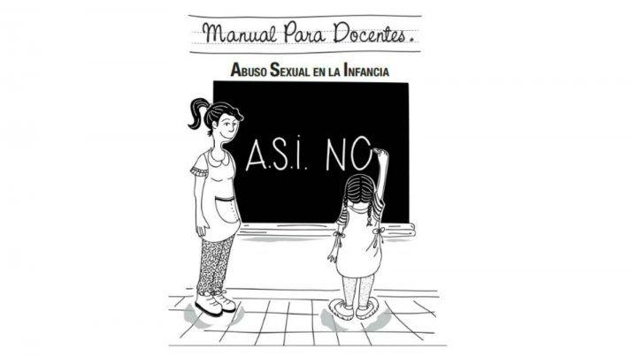 Manual sobre abuso sexual en la infancia
