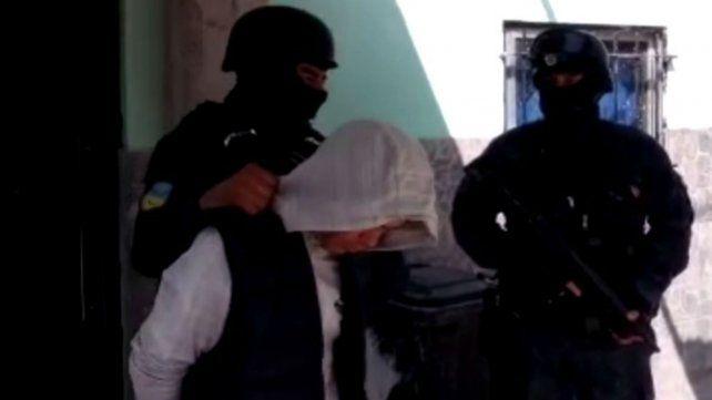 Uno de los presuntos participantes en la balacera en Las Flores