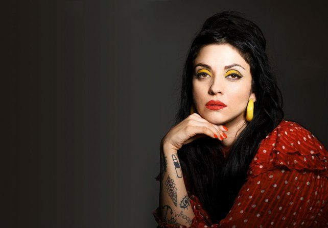 La cantante actúa el viernes en Rosario.