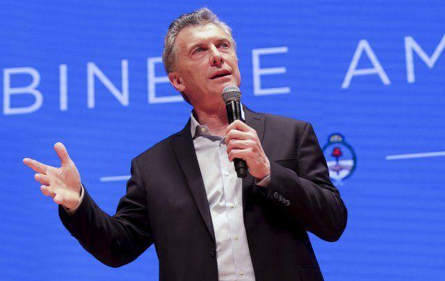 Macri apela en forma recurrente a la herencia de los últimos 70 años para justificar sus políticas de ajuste.