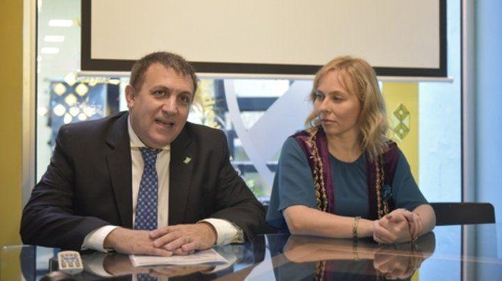 La entidad cuenta con la primera embajadora de buena voluntad de Kazajstán en el mundo