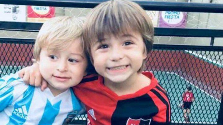 El tierno mensaje de referentes de Newells para un nene que lucha contra una grave enfermedad
