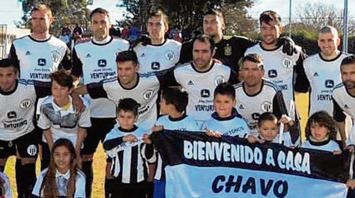 Cafferatense. El equipo de Desábato no pudo con Belgrano en su cancha.
