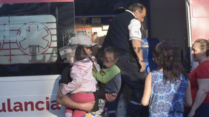 Cómo fue el heroico rescate de los nenes que sobrevivieron al incendio de zona sur