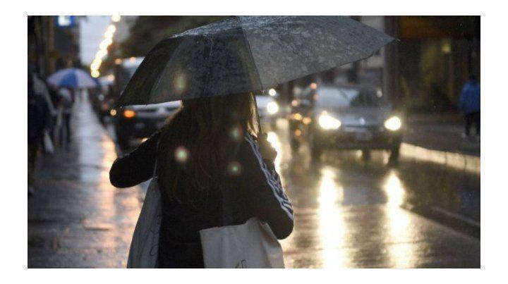 El SMN advierte que las tormentas podrían desarrollarse entre el mediodía y la noche de mañana. (Foto de archivo)